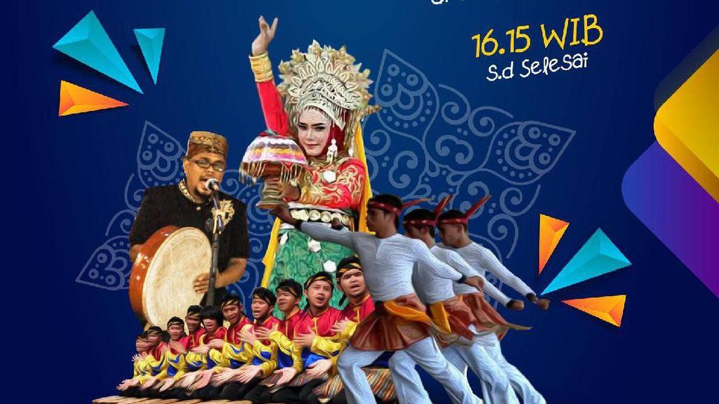 Promosi Kota, Banda Aceh Gelar Pentas Seni & Kreativitas Tiap Pekan