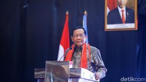 Mahfud Md: Peran Transportasi Vital Rawat Keberagaman Bangsa