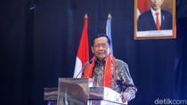 Mahfud MD Buka Forum Penerima Beasiswa Supersemar