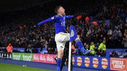 Jamie Vardy Cuek Soal Persaingan Top Skor Liga Inggris