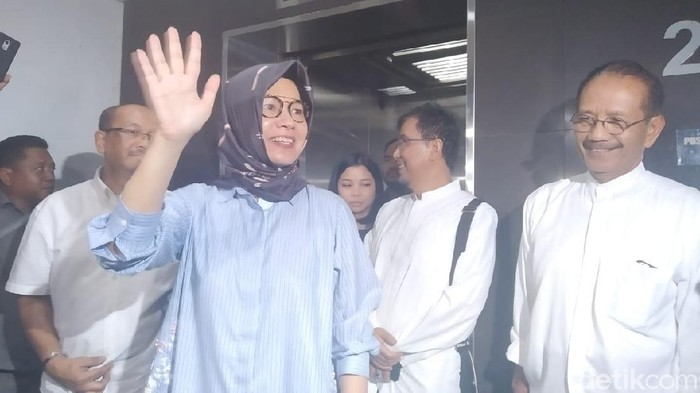 Karen Agustiawan Keluar dari Tahanan Kejagung