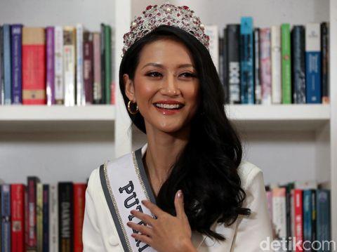 Puteri Indonesia 2020 - Raden Roro (Rr) Ayu Maulida