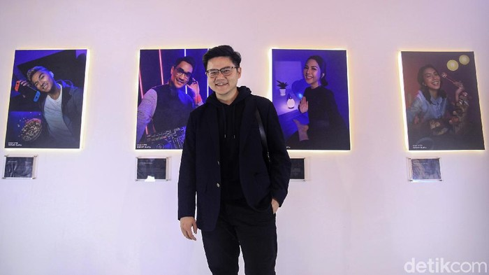 Fotografer Ifan Hartarto