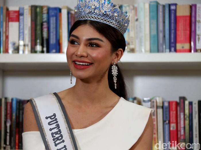 Puteri Indonesia 2020 - Jihane Almira Chedid