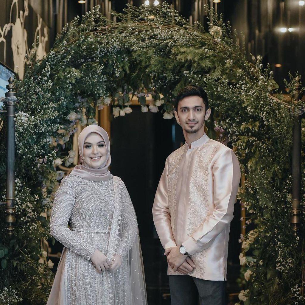 Pandemi Corona, Pernikahan Vebby Palwinta dan Razi Bawazier Terkendala