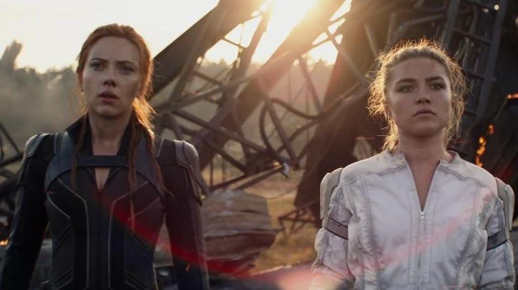 Florence Pugh Ungkap Plot Film Black Widow yang Ditunda Lagi