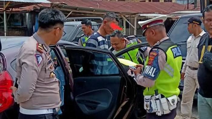 Pengemudi di Aceh Tamiang kedapatan kantongi ekstasi saat hindari razia polantas