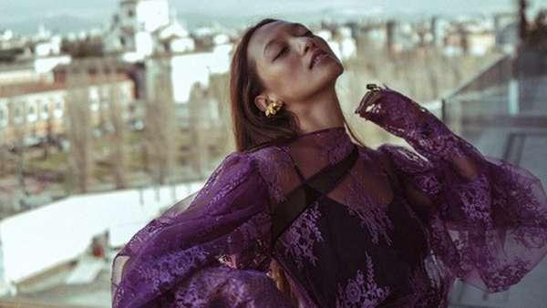 Kebahagiaan Asmara Abigail di Italia Sebelum Wabah Virus Corona