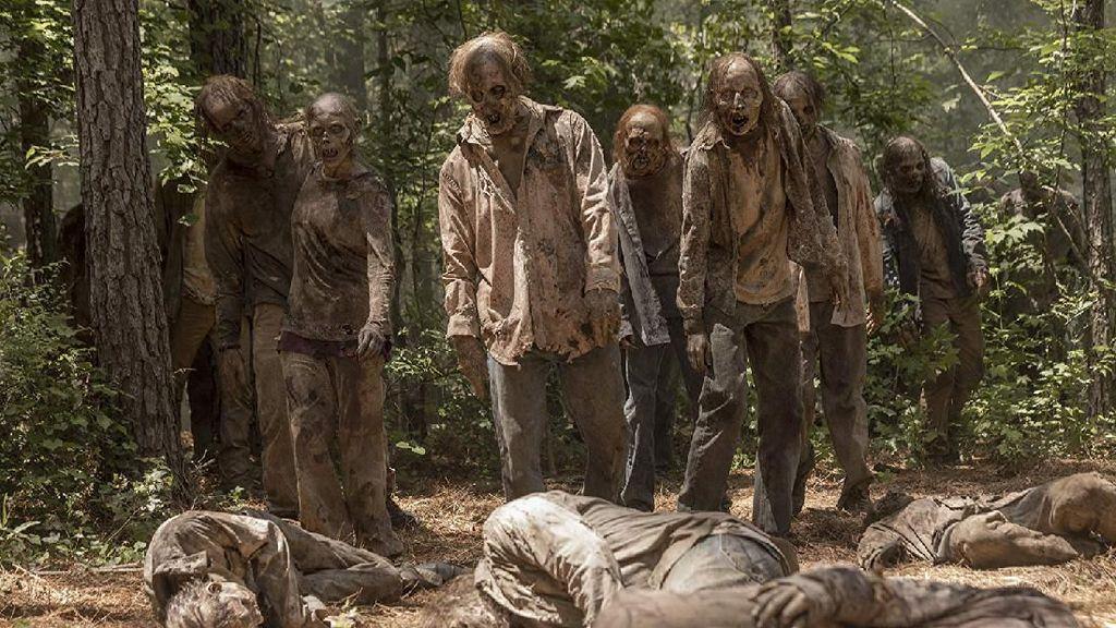 Duh, Kebablasan! Aktor The Walking Dead Ditahan karena Gigit Fans