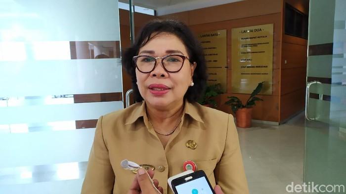 Kepala Dinas Pendidikan Provinsi Sulawesi Utara Grace Punuh.