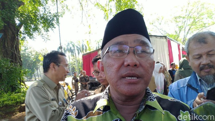 Wali Kota Depok Mohammad Idris