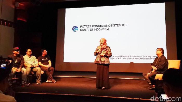 Diskusi Literasi Digital Kominfo