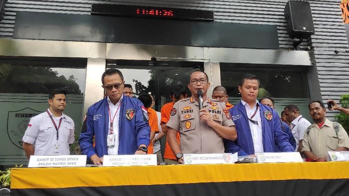 Polisi tangkap sindikat pembobol ATM