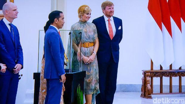 Akhirnya! Keris Pangeran Diponegoro Kembali ke Tanah Air
