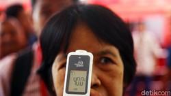 Hasil Termometer Tembak Sering Ajaib, Ini Suhu Tubuh Normal Manusia