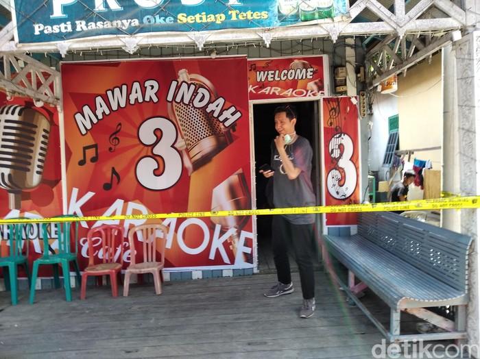 Lokasi 2 ABK berebut LC karaoke berujung pembunuhan di Samarinda.