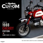 Tampang 3 Modifikasi Honda Monkey yang Makin Kece