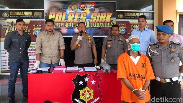 Pria di Siak Riau Jadi Tersangka Akibat Karhutla Seluas 2 Hektare