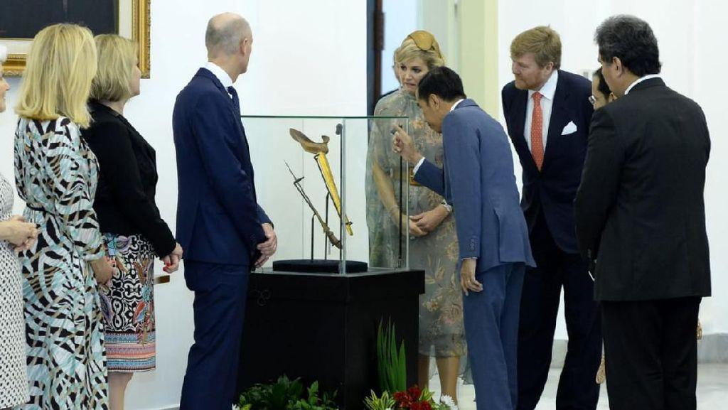 Keris Pangeran Diponegoro Dikembalikan oleh Belanda: Asli atau Palsu?