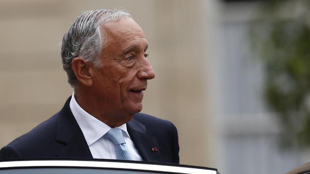 Presiden Portugal Secara Sukarela Jalani Karantina Corona