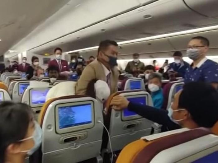 corona di pesawat