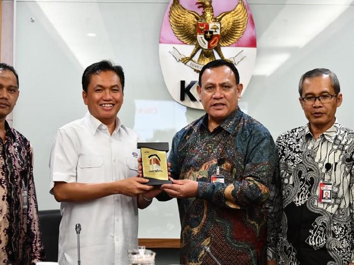 Kepala BPH Migas M. Fanshurullah Asa