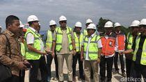 Andre Gerindra Pantau Tol Padang-Sicincin yang Sempat Mangkrak, Ini Hasilnya