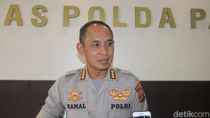 Kabid Humas Polda Papua Kombes Ahmad Musthofa Kamal (Wilpret Siagian/detikcom)