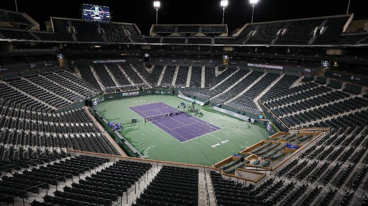 Indian Wells 2020 Dibatalkan Gegara Corona