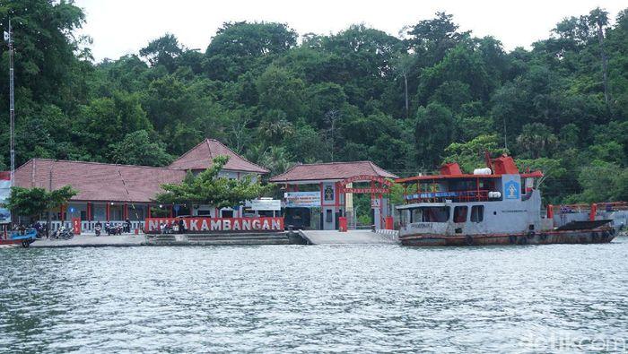 LP Nusakambangan.