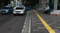 DKI Fasilitasi UMKM di Trotoar, Koalisi Pejalan Kaki Pertanyakan Aturan