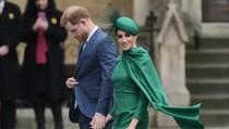 Image Antagonis, Meghan Markle Curi Perhatian Ratu Elizabeth dengan Ini