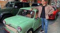Mobil Klasiknya Dibeli Raffi Ahmad Rp 700 Juta, Anak Andre Taulany Nangis
