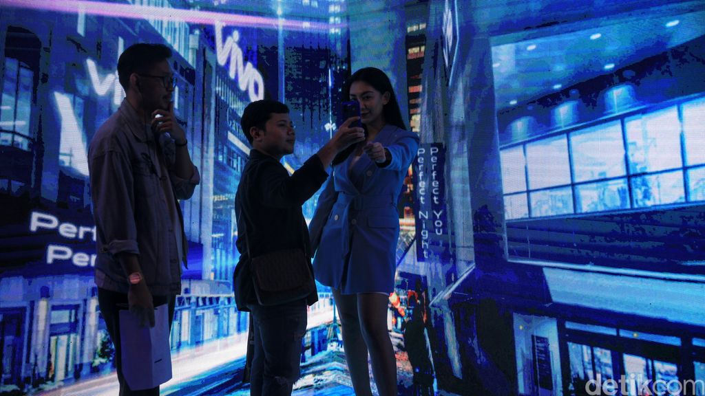 Photo booth Vivo V19
