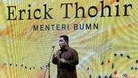 Pangkas Anak hingga Cucu BUMN, Erick Thohir Jamin Tak Ada PHK
