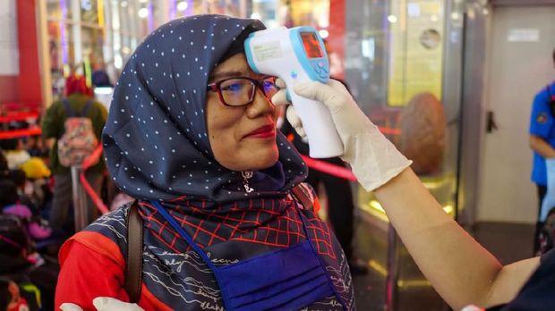 Liburan Seru Sambil Belajar Cegah Corona di Trans Studio Cibubur