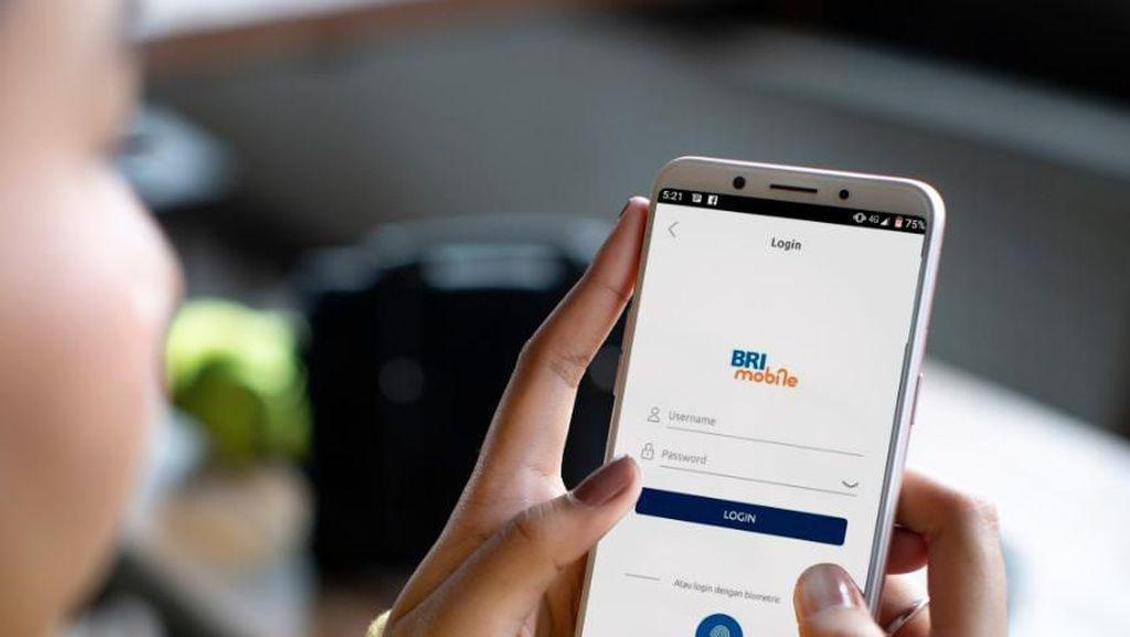 Makin Nyaman e-Banking, BRI Naikkan Limit Transaksi Harian