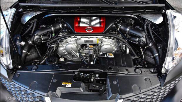 Nissan Juke-R setara dengan Nissan GT-R