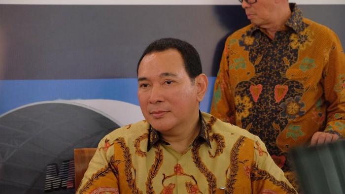 Tommy Soeharto bangun pasar modern di Karawang