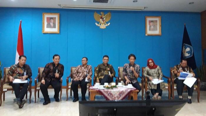 Tim dari Kemendikbud/Rahel detikcom