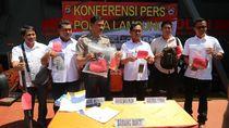 Polda Lampung Tangkap 1.000 Lebih Bandit: Preman hingga Debt Collector