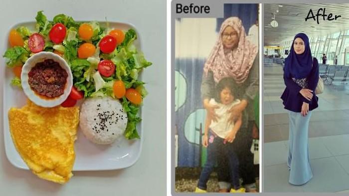 diet turun 13kg