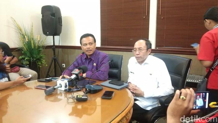 Pasien positif virus Corona Kasus 25 ternyata meninggal di Bali. Warga negara asing perempuan berusia 53 tahun itu sempat dirawat di RSUP Sanglah, Denpasar.