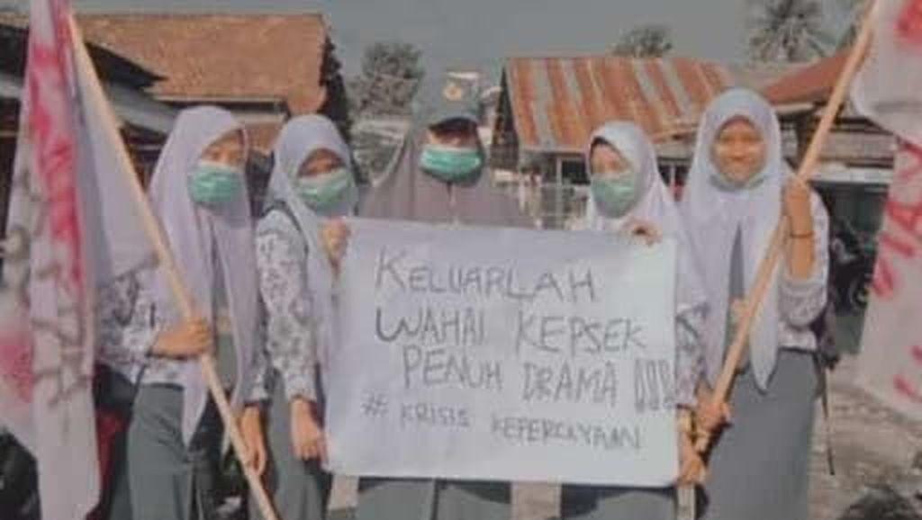 Disdik Sulsel Usut Tuntutan Siswa yang Demo Kepsek di Luwu Utara
