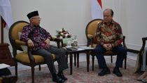 Wapres Maruf Minta Koperasi Jadi Pelopor Pengembangan UMKM