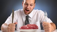Tragis! Orang-orang Ini Tewas Usai Menyantap Daging Mentah
