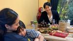 Marsha Timothy Tak Tega Lihat Anaknya yang Berusia Lima Tahun Puasa Penuh