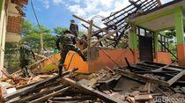 Kemensos Salurkan Logistik untuk Korban Gempa di Sukabumi