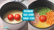 5 Kreasi Nasi Enak Ini Gampang Dibuat di Rice Cooker
