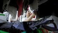 Pakaian Impor Masih Eksis di Tengah Isu Corona